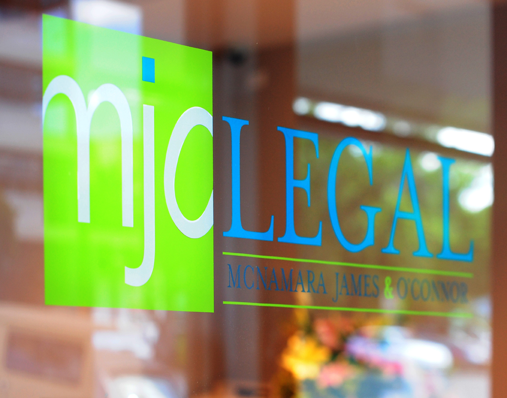 Building signage design for lawyers