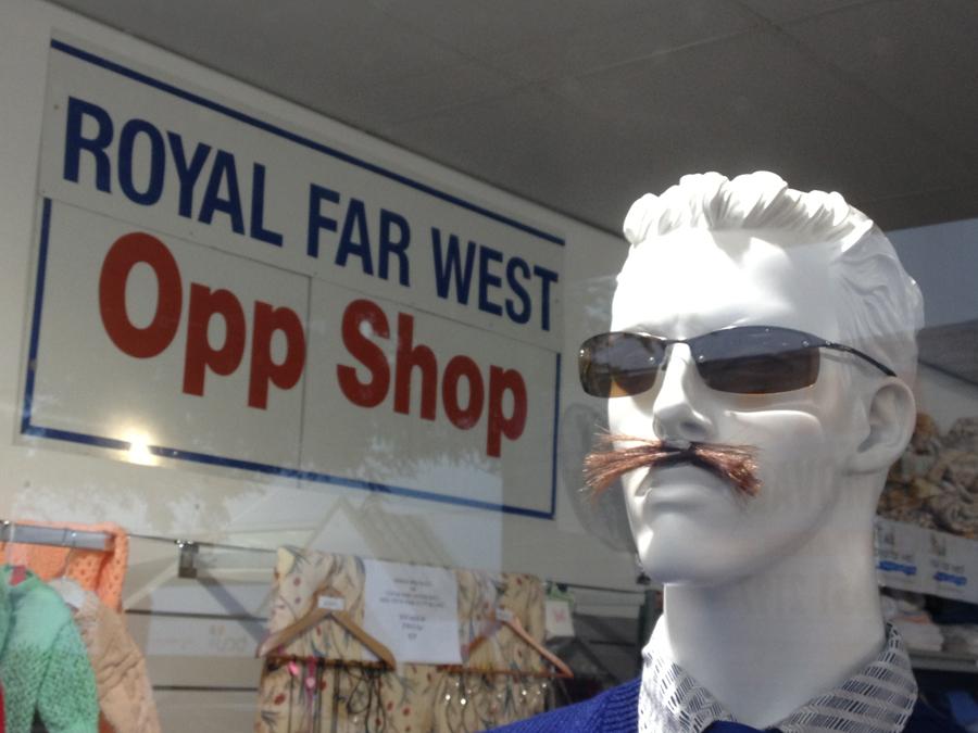 Op Shop Mannequin