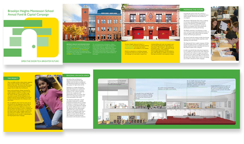 BHMS Expansion brochure