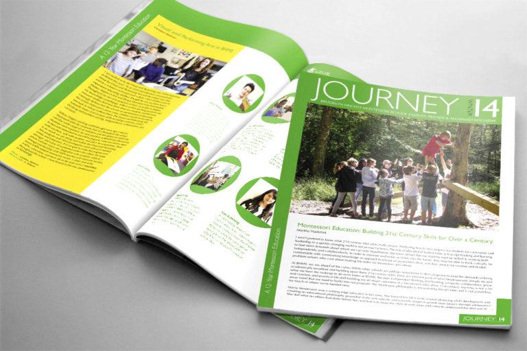 BHMS Journey magazine